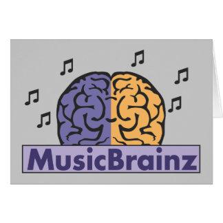 Cartes Logo de MusicBrainz