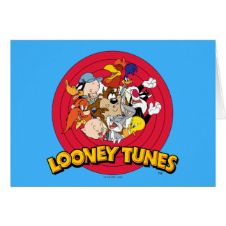 Cartes Logo LOONEY de caractère de TUNES™
