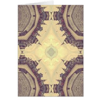 Cartes Londres abstraite