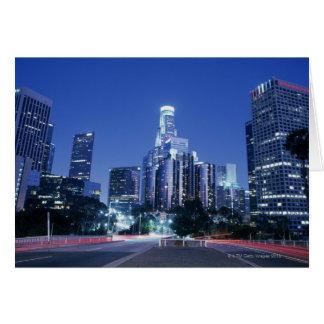 Cartes Los Angeles du centre