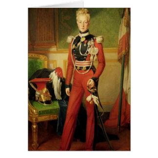 Cartes Louis-Charles-Philippe de duc d'Orléans de