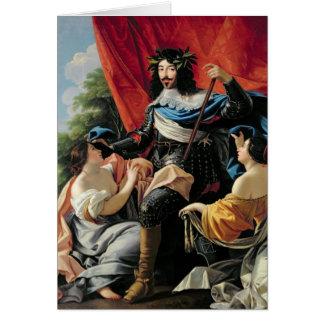 Cartes Louis XIII