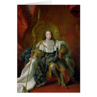 Cartes Louis XV 1723