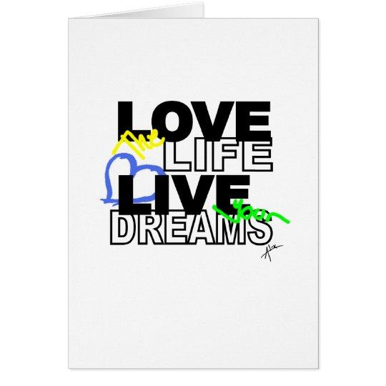 Cartes love life