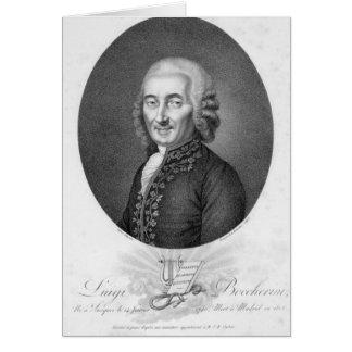 Cartes Luigi Boccherini