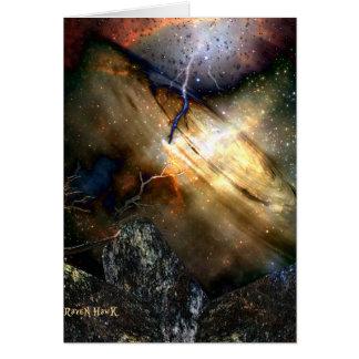 Cartes Lumière divine