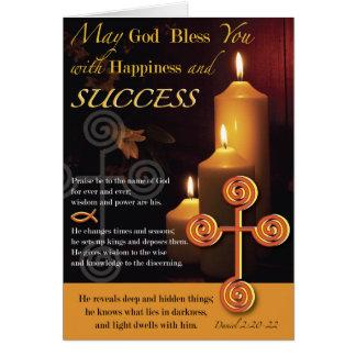 Cartes Lumière du seigneur Success