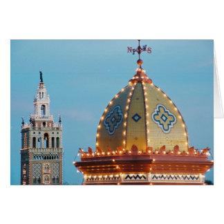 Cartes Lumières de plaza de club national de Kansas City