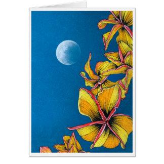 Cartes Lune bleue