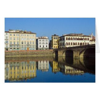 Cartes Lungarno Vespucci, alla Carraia de Ponte,