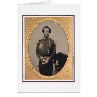 Cartes M. Hamilton, dans l'uniforme militaire (40085)