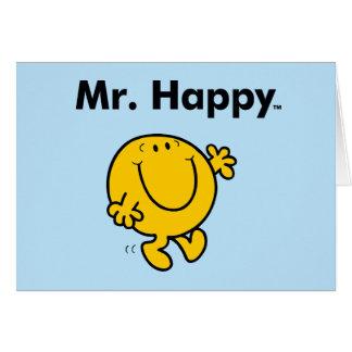 Cartes M. Happy Is Always Happy de M. Men |