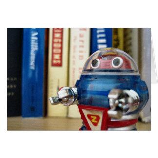 Cartes M. Robot