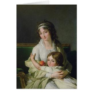 Cartes Madame Jeanne-Justine Boyer-Fonfrede et elle