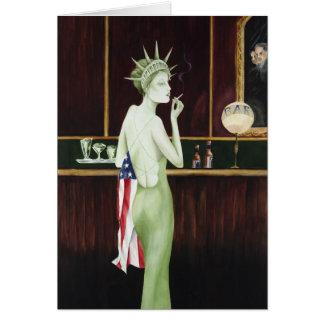 Cartes Madame Liberty