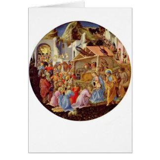 Cartes Madonna et enfant - ATF Angelico - 1564