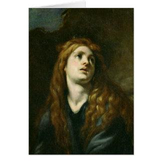 Cartes Magdalene contrite