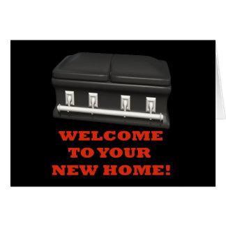 Cartes Maison bienvenue