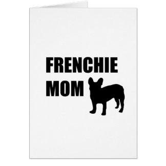 Cartes Maman de Frenchie