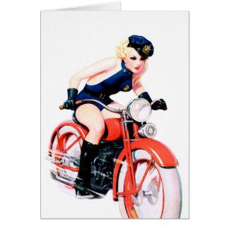 Cartes Maman de moto