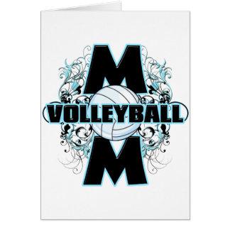 Cartes Maman de volleyball (croix) .png
