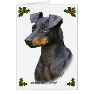 Cartes Manchester Terrier 8W13D-07