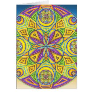 Cartes Mandala de papillon