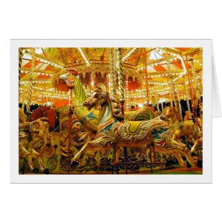 Cartes Manège/carrousel