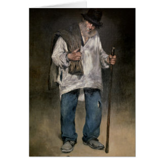 Cartes Manet | le Ragman, 1869