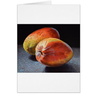 Cartes Mangues exotiques
