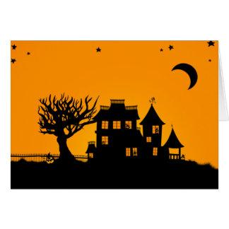 Cartes Manoir de Jack-o'-lantern