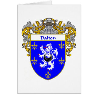 Cartes Manteau de Dalton des bras (enveloppés)