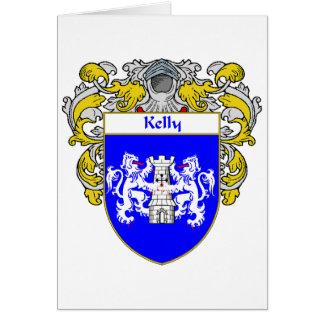 Cartes Manteau de Kelly des bras (enveloppés)
