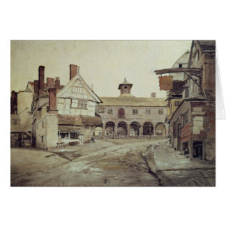 Cartes Marché, Hereford, 1803