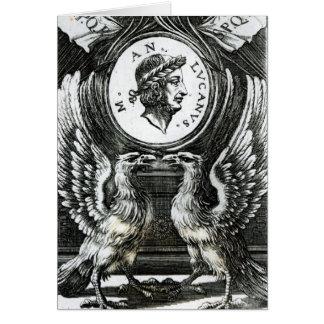 Cartes Marcus Annaeus Lucanus
