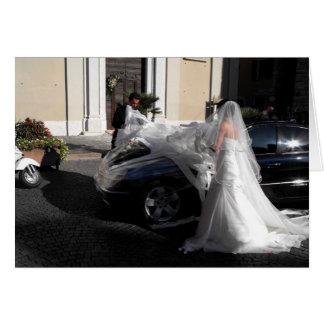 Cartes Mariage italien en Torri del Benaco, Italie