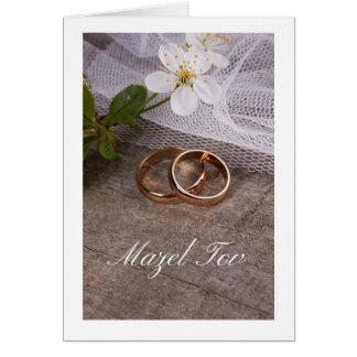 Cartes Mariage rustique