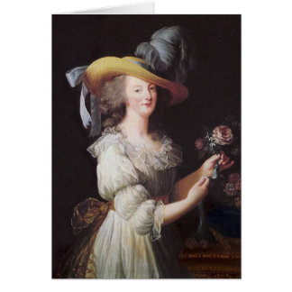 Cartes Marie Antoinette
