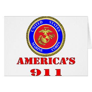Cartes Marine Corps Amérique 911 d'usmc Etats-Unis