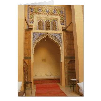 Cartes Marrakech, Maroc