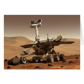 Cartes Mars Rover