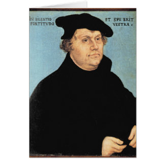 Cartes Martin Luther, c.1532