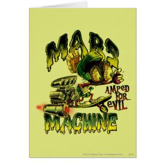 Cartes MARVIN la machine de MARTIAN™ Mars