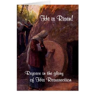 Cartes Mary Magdalene extraordinaire et la tombe vide de