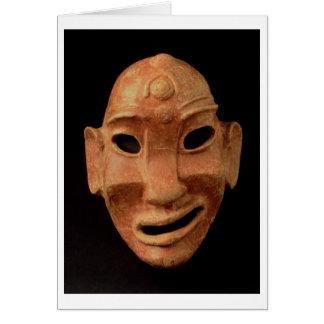 Cartes Masque négroïde de Carthage, 7ème-6ème siècle
