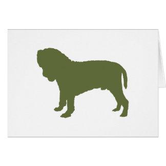 Cartes Mastiff napolitain