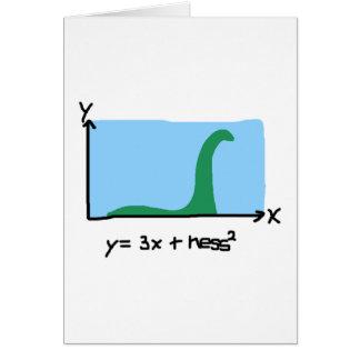 Cartes Maths de Loch Ness