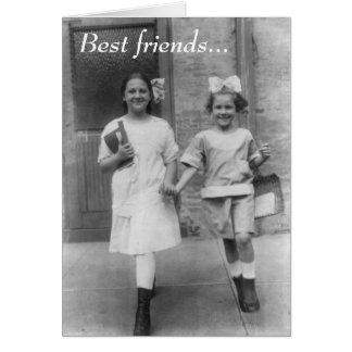 Cartes Meilleurs amis