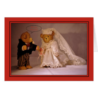 Cartes M'épouserez-vous ? Proposition de mariage. Épouser