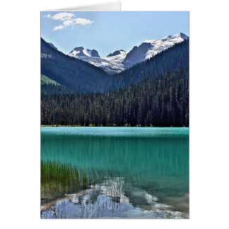Cartes Mer de montagne canadienne